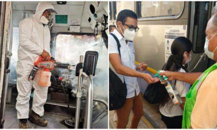 Repunta virus en Yucatán y corta racha comportamiento moderado