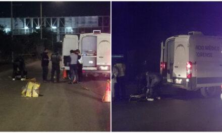 Muere abuelito atropellado por motociclista en periférico de Mérida
