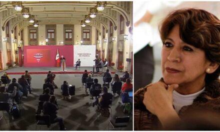 Delfina Gómez Álvarez asumirá la SEP, en fecha por definir
