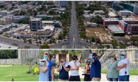 Hoteles en Mérida, al 40 por ciento; 'sólo la vacuna nos salvará de este desastre'