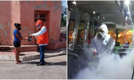 Alza leve de hospitalizados; mueren 4 en Mérida, todos hombres