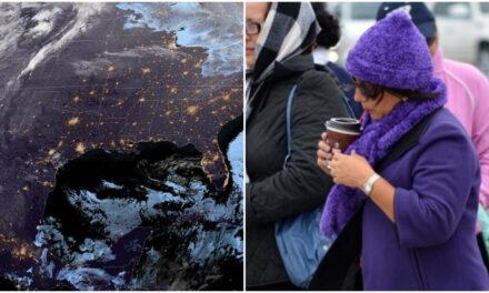 Frío sabatino llegó hasta 9 grados en Peto y continuarán bajas temperaturas