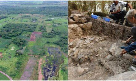 Sitio maya en Tabasco, de los hallazgos más relevantes de 2020