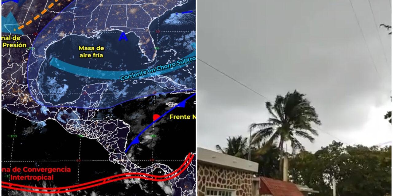 'Amanecer más frío de la actual temporada invernal': hasta 8 grados