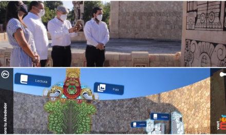 Turismo e historia: proyecto digital de realidad aumentada en Mérida
