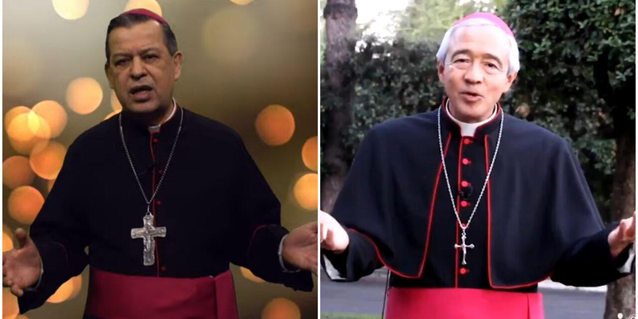 Dos arzobispos, un mensaje: Gustavo Rodríguez Vega y Jorge Patrón Wong