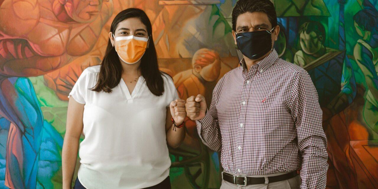 Recluta partido de Ivonne Ortega a ex ombudsman Jorge Victoria Maldonado