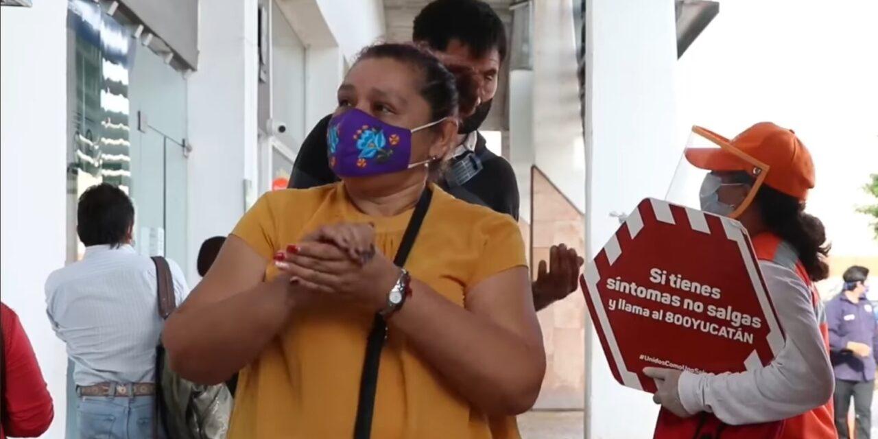 Virus estable en Yucatán por quinto día; mueren tres en Mérida