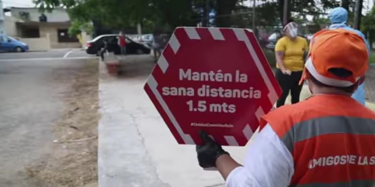 Virus parcialmente frenado; mueren siete este viernes, seis de Mérida