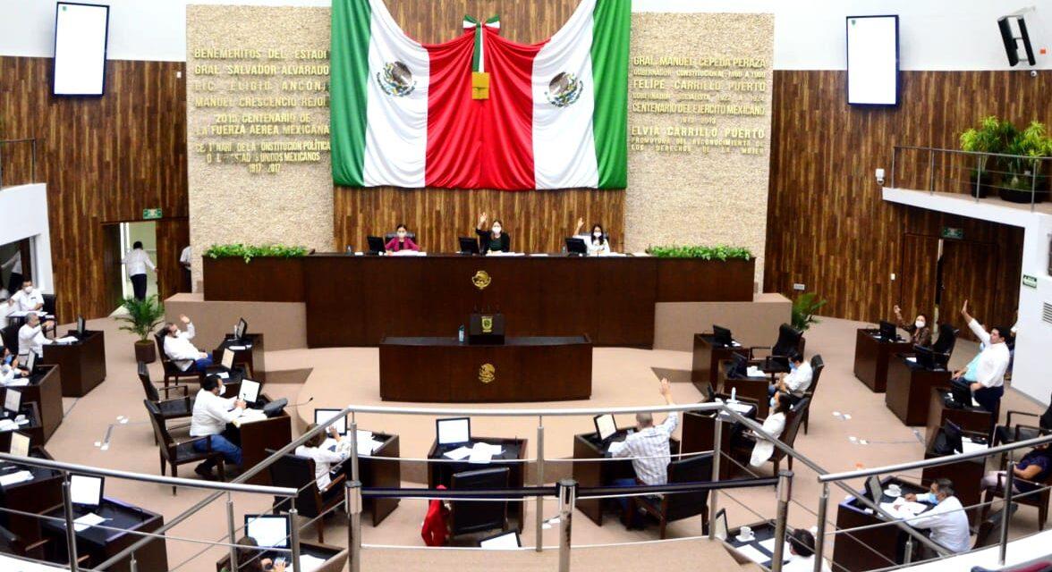 Presupuesto 2021 para Yucatán, con mil 880 MDP menos que en 2020