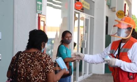 Concentra Mérida 88.57 por ciento de contagiados este sábado