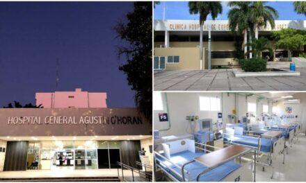 Disponibilidad hospitalaria de Yucatán, casi al 90 por ciento.- López-Gatell