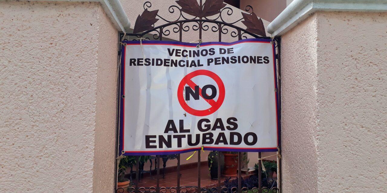 'Nadie quiere vivir sobre un polvorín': en Pensiones, van por amparos contra gas natural doméstico