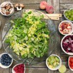 Tendencias alimentarias y de salud para una vida saludable