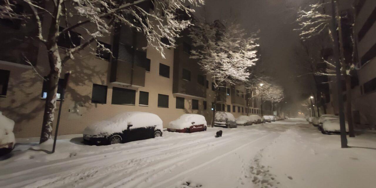 Cuatro muertos por borrasca Filomena que colapsa Madrid con nevadas sin precedentes