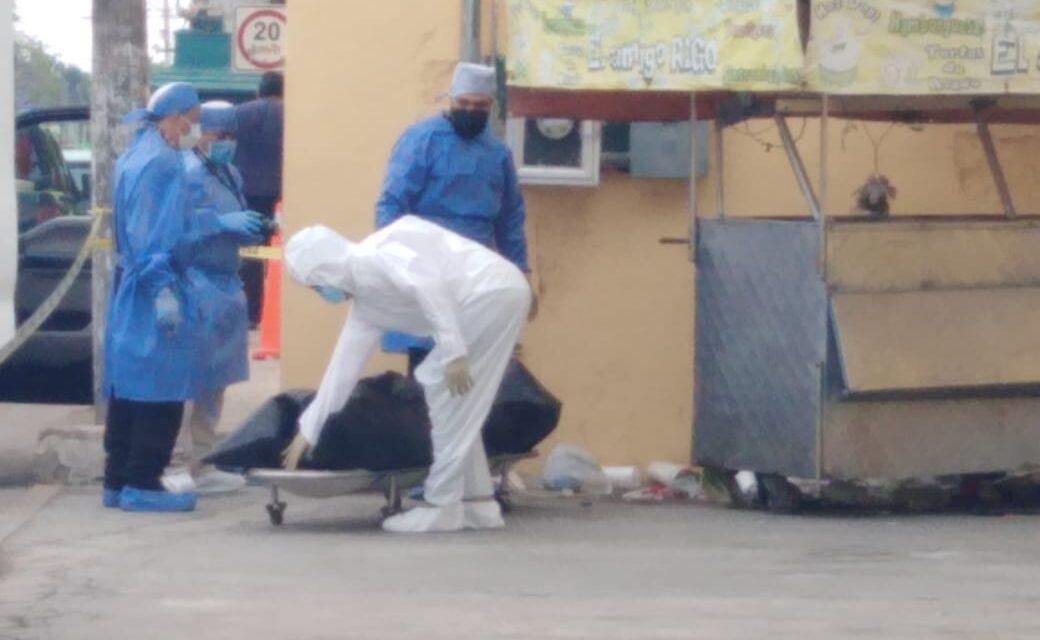 Abuelo solitario muere a espaldas del palacio municipal de Kanasín