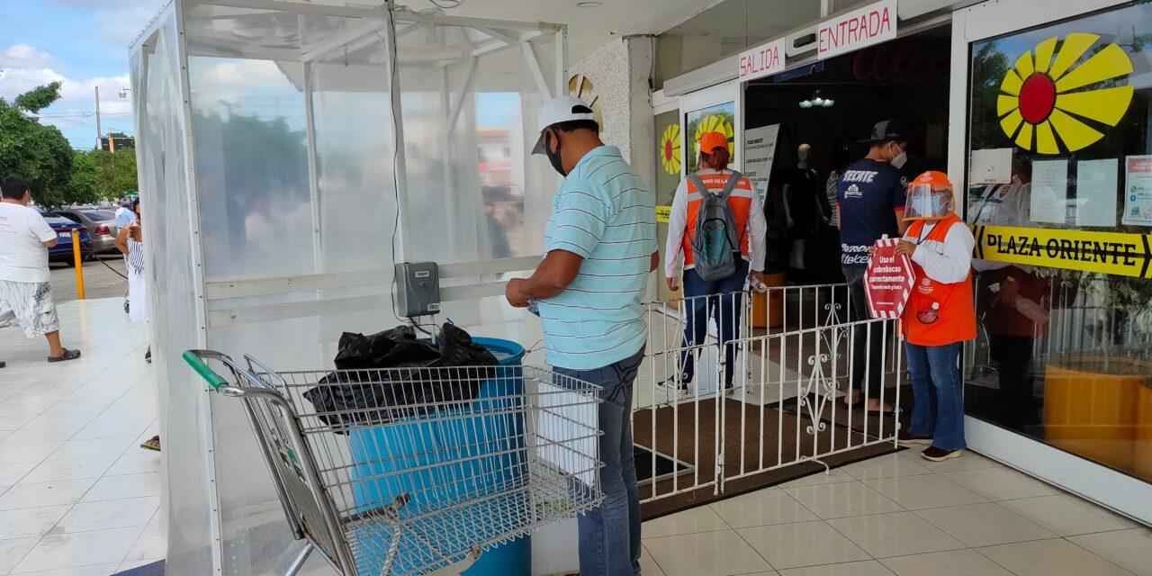 Sábado estable en Yucatán: bajan contagios, pero mueren 5 abuel@s
