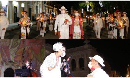Alborada y Mañanitas en 479 aniversario de Mérida, en formato inédito