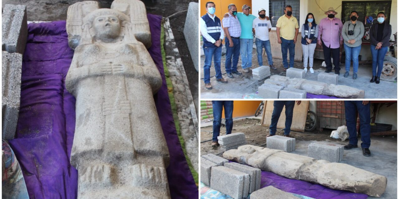 'Joven de Amajac', arroja luz sobre sitio arqueológico desconocido