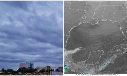 Enero 2021 'más frío' que en años anteriores; en camino 2 frentes