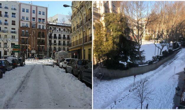 España vive su día más frío en muchos años, hasta -25.4 grados centígrados