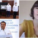 Mujeres luchan contra 'violencia estructural e incluso institucional'