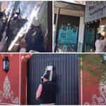 Clausuran y multan a empresas que participaron en evento social