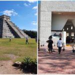 Alejó pandemia a visitantes de zonas arqueológicas y museos; Chichén Itzá