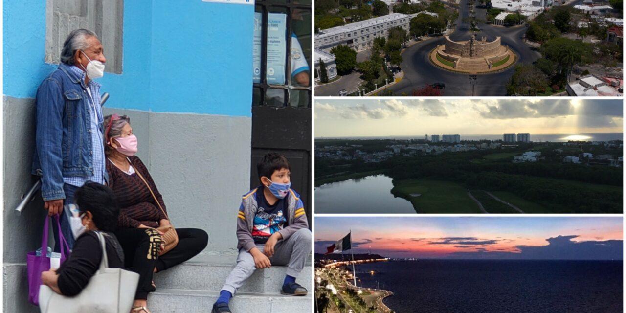 Yucatán, con población menos joven que Quintana Roo y Campeche: INEGI