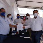Inscrito Liborio Vidal Aguilar en PAN como candidato a diputación federal