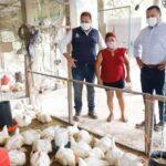Mantiene Mérida apoyo al sector rural del municipio ante pandemia