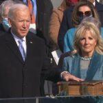 Acabar guerra de azules contra rojos, de conservadores contra liberales.- Joe Biden