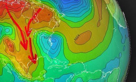 Aire polar ártico intensificará el frío en Yucatán desde el lunes