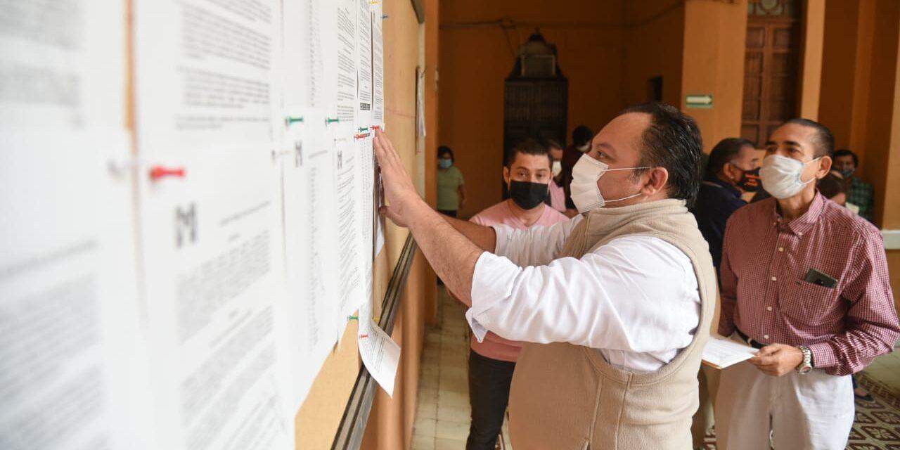 Emite PRI-Yucatán convocatoria para registro de precandidatos a alcaldes y diputados locales