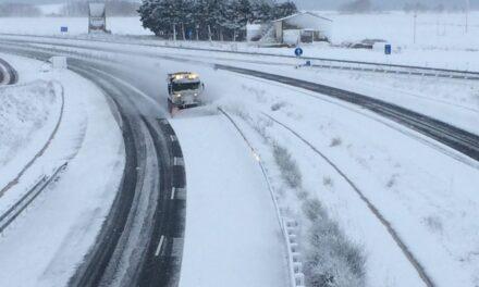 La borrasca Filomena congela España y se registran nevadas en varias zonas