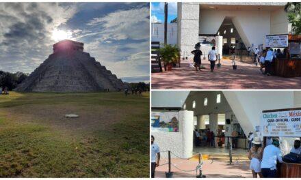 Aplica Chichén Itzá alza en 'cobro estatal' para extranjeros y mexicanos