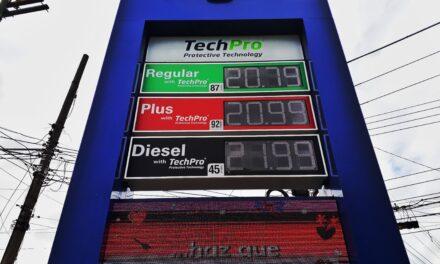 Cero y van 4 'gasolinazos' en 2021: en Mérida, Premium casi en $21; diésel, casi en $22