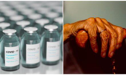 Abren registro para vacunación antiCovid de adultos mayores de 60 años