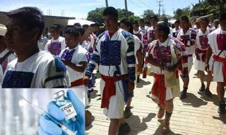 San Juan Cancuc, de mayas tseltales en Chiapas, rechaza vacuna antiCovid