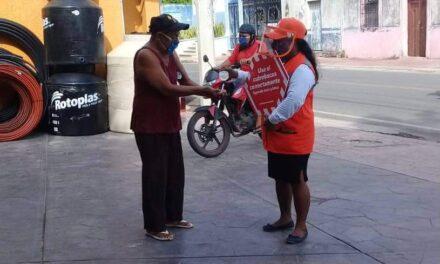Velocidad moderada del virus en Yucatán; muere abuelita de 96 años