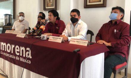 """""""Turismo electoral"""" en municipios de Yucatán; lista de Morena por Mérida"""