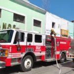 Incendio en zapatería del centro de Mérida, segundo de su tipo en un mes