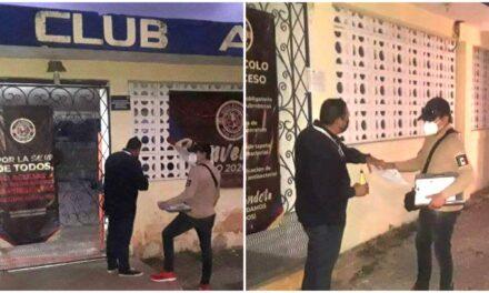 A clausura de Escuela Chivas Mérida, se sumó hoy la del Club América