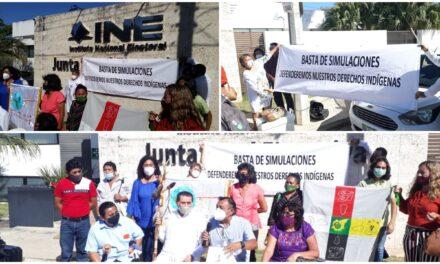 Lucha inacabada: mujeres exigen a Iepac corrija error en paridad sustantiva