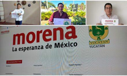 'Moloch' de candidatos en Morena por la Alcaldía de Mérida