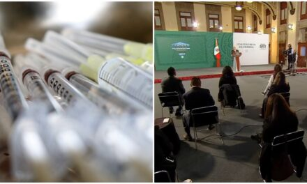 Vacunación a adultos mayores comenzaría la próxima semana