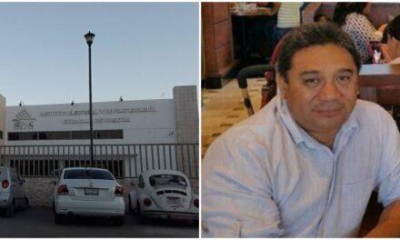 Ex panista y ex dirigente del Verde, representante de Morena en Iepac