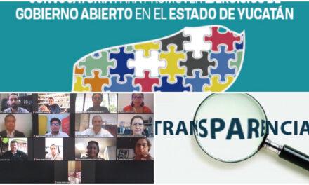 Ciudadanos al frente del primer proyecto en el modelo de Gobierno Abierto en Yucatán