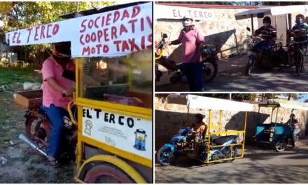 Discriminados y perseguidos 40 mototaxistas y tricitaxistas en Conkal