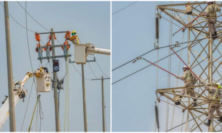 'Racionar energía' en hogares y negocios por más apagones eléctricos